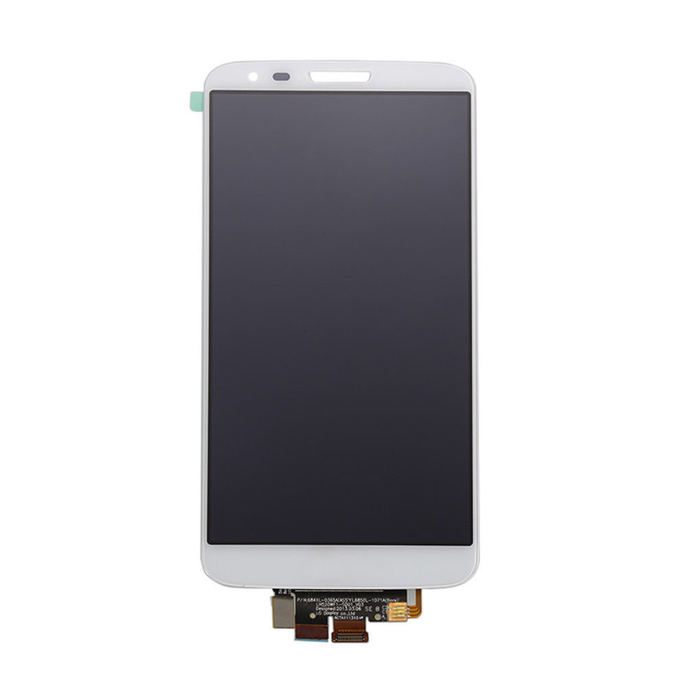 LG G2 Screen Replacement - White