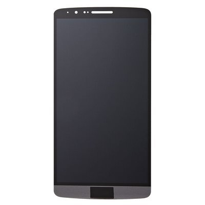 LG G3 Screen Replacement - Black