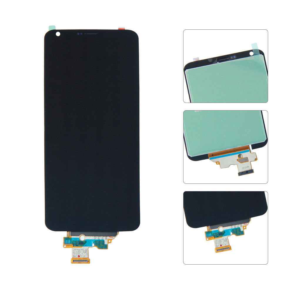 LG G6 Screen Replacement - Black