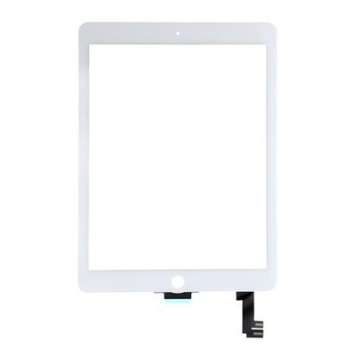 iPad Air 2 Glass & Touch Digitizer Replacement - White - Original Quality