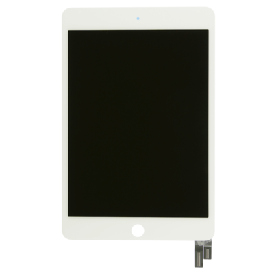iPad Mini 4 Touch digitizer & LCD Replacement - White - Original Quality
