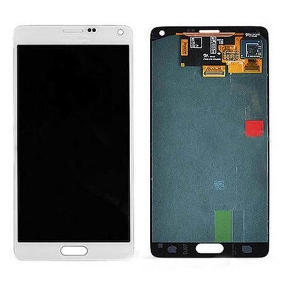 Samsung Galaxy Note 4 Screen Replacement - White