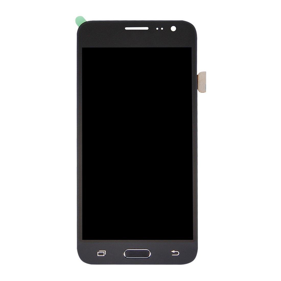 Samsung J3 Screen Replacement - Black (Original)