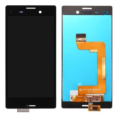 Sony M4 Screen Replacement - Black