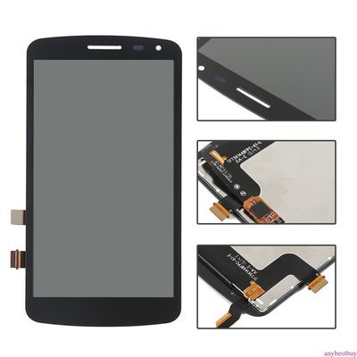 LG Q6 Screen Replacement - Black