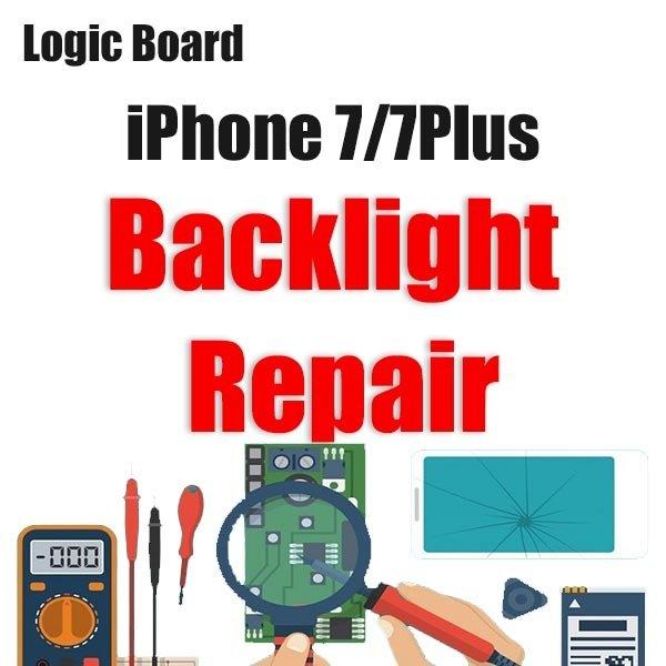 iPhone 7/7Plus Backlight Issue Logic Board Repair