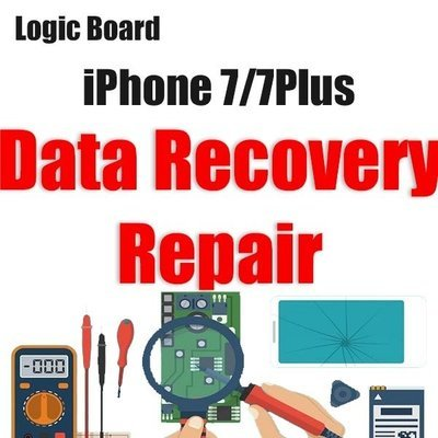 iPhone 7/7Plus Data Recovery Logic Board Repair