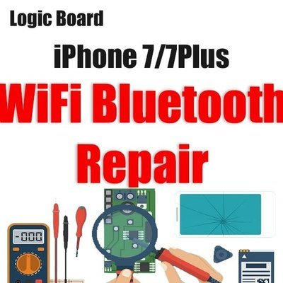 iPhone 7/7Plus Wi-Fi/Blue Tooth Issue Logic Board Repair