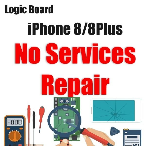 iPhone 8/8Plus Network Services Issue Logic Board Repair