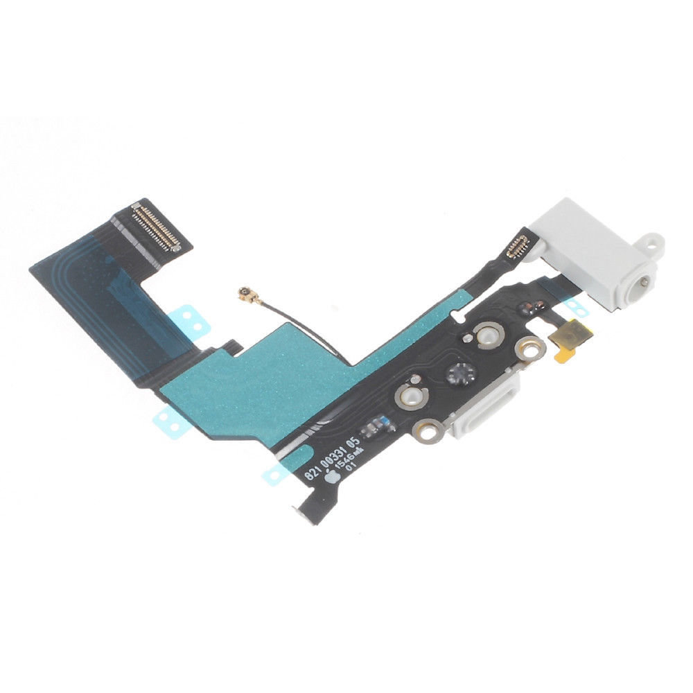 iPhone SE Charging Port Flex Replacement - White
