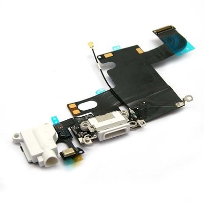iPhone 6 Charging Port Flex Replacement - White