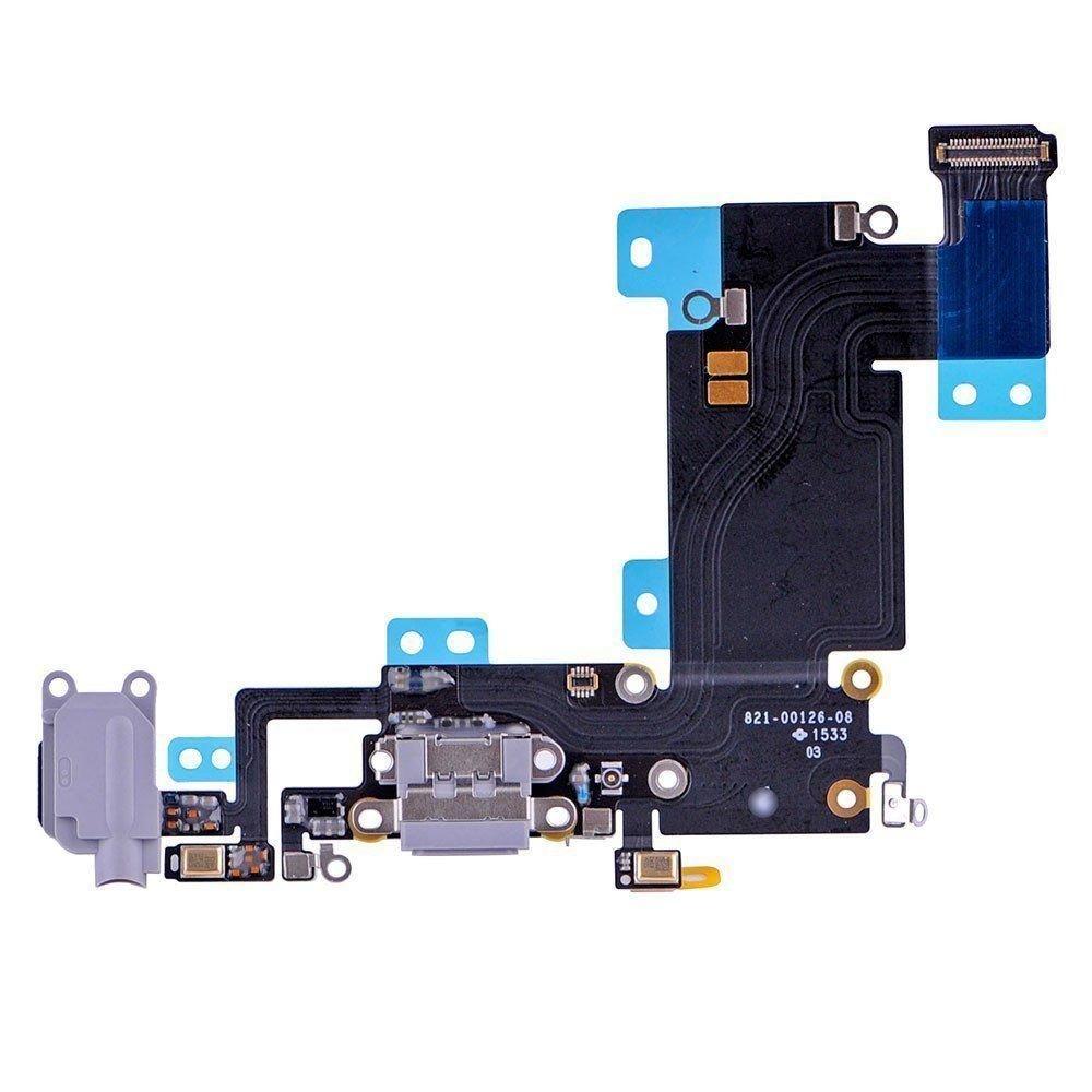 iPhone 6S Plus Charging Port Flex Replacement - Black