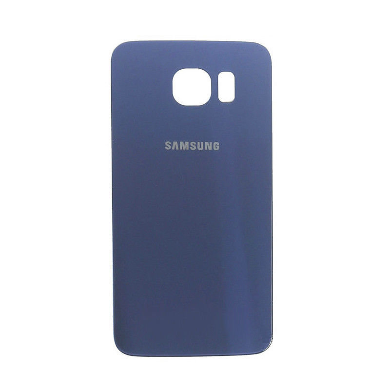 Samsung S6 Back Cover Replacement - Black