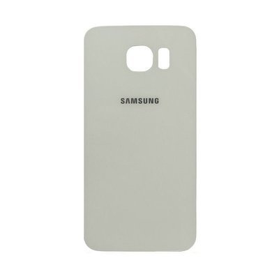 Samsung S6 Back Cover Replacement - White
