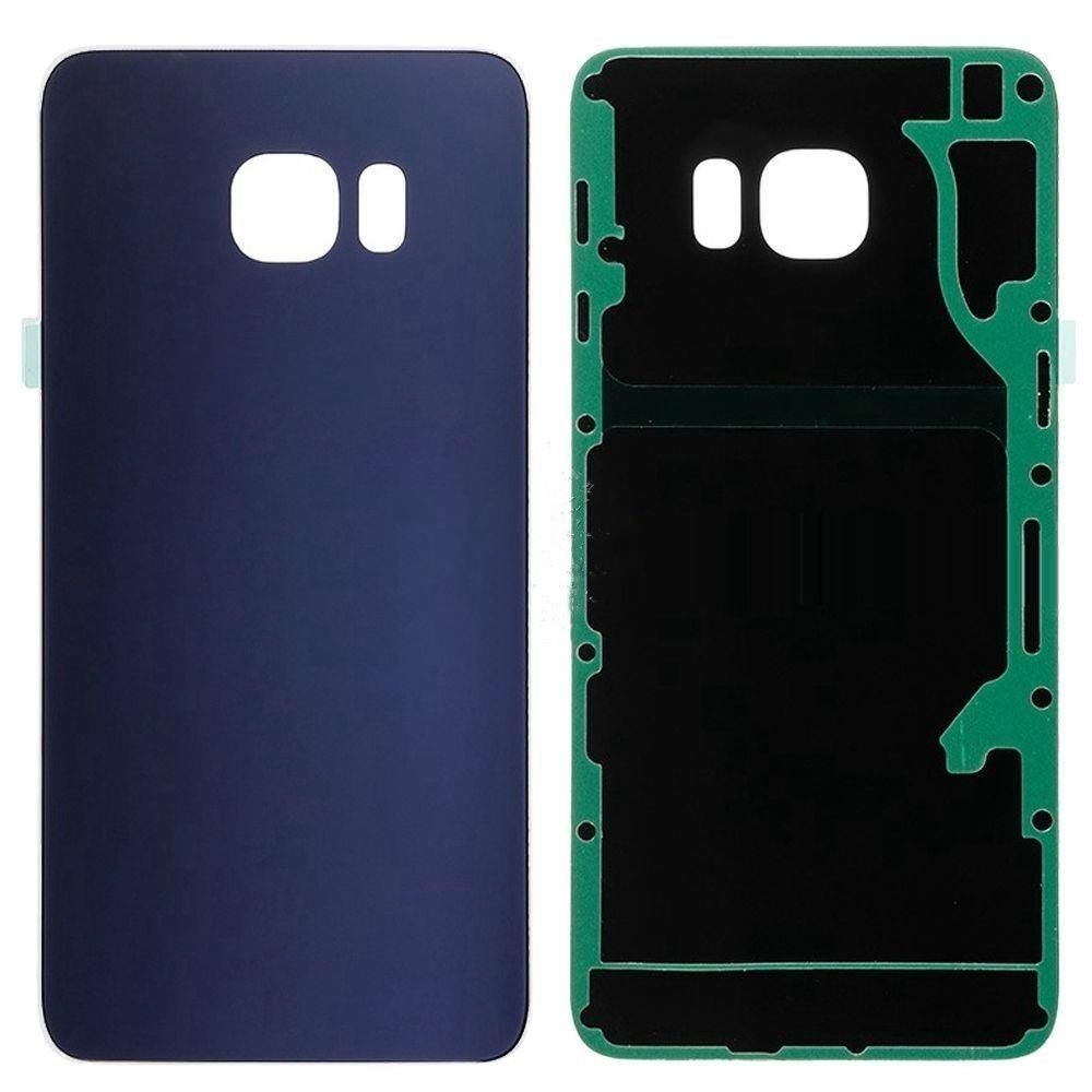 Samsung S6 Edge Back Cover Replacement - Blue