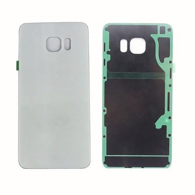 Samsung S6 Edge Back Cover Replacement - White