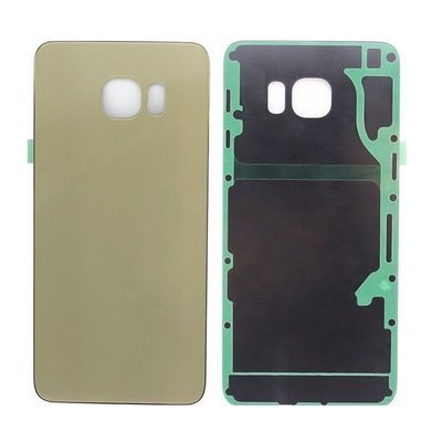 Samsung S6 Edge Back Cover Replacement - Gold