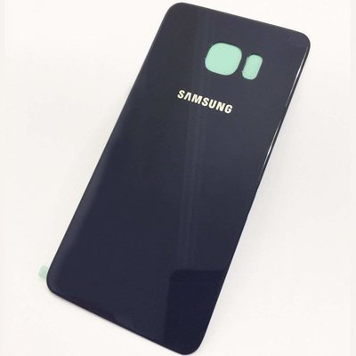 Samsung S6 Edge Plus Back Cover Replacement - Black