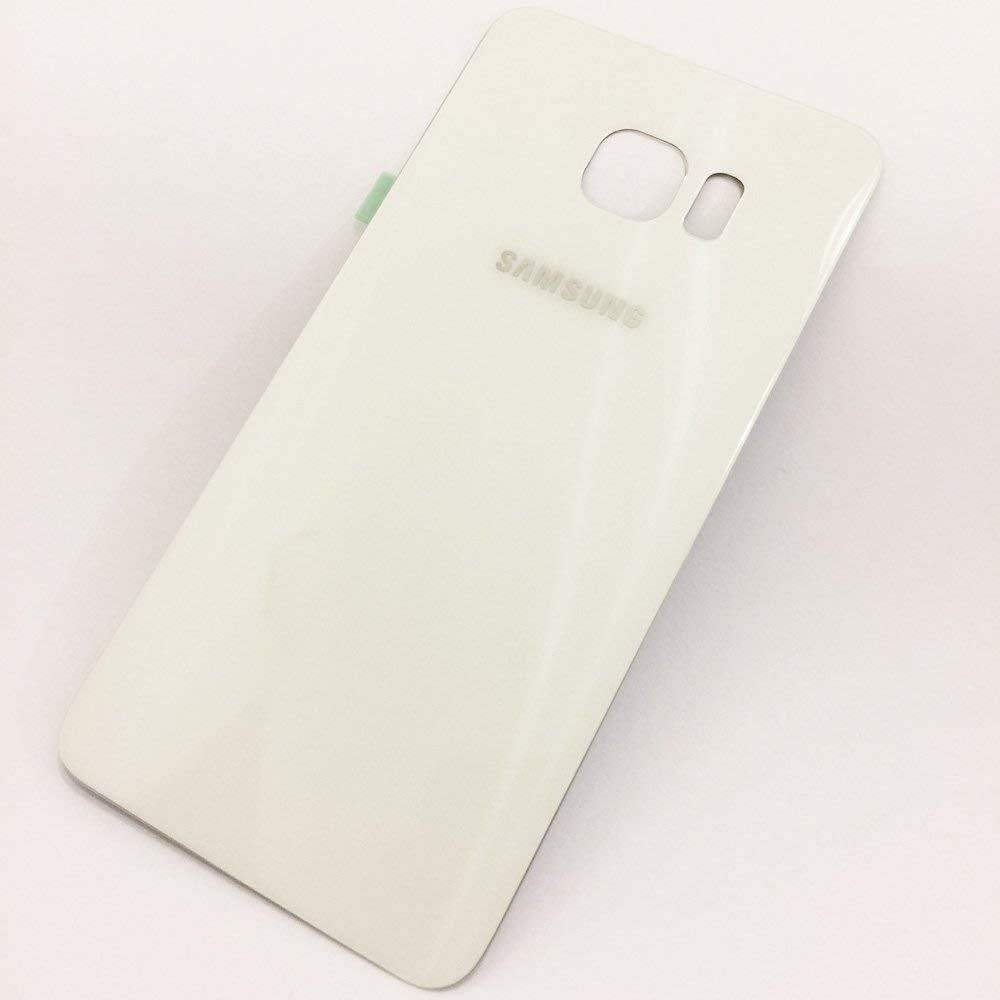 Samsung S6 Edge Plus Back Cover Replacement - White