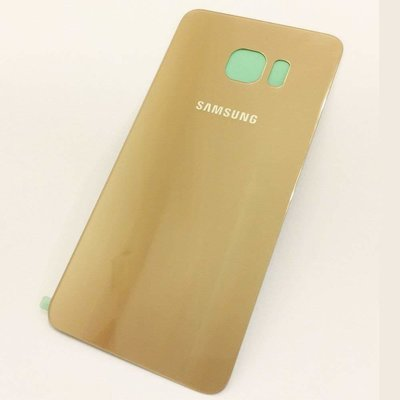 Samsung S6 Edge Plus Back Cover Replacement - Gold