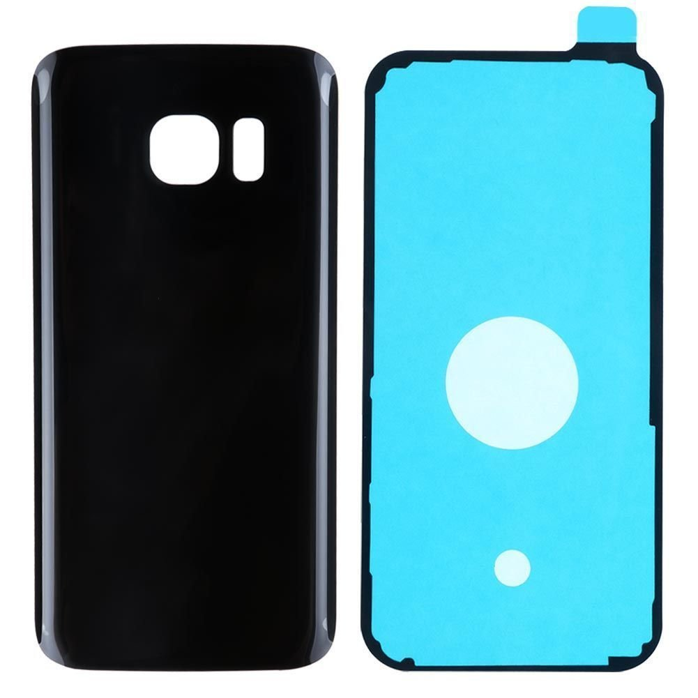 Samsung S7 Back Cover Replacement - Black
