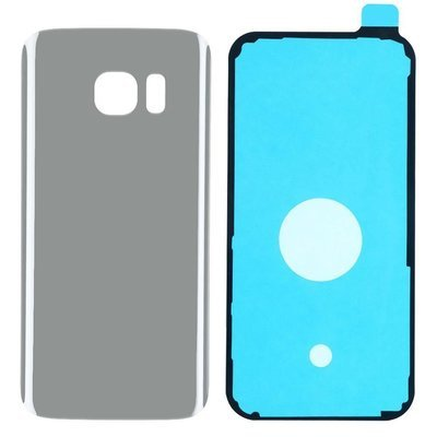 Samsung S7 Back Cover Replacement - Silver