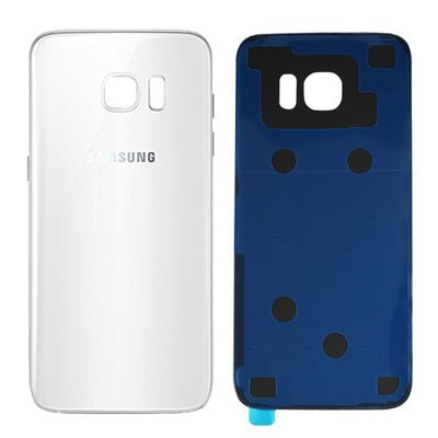 Samsung S7 Edge Back Cover Replacement - White