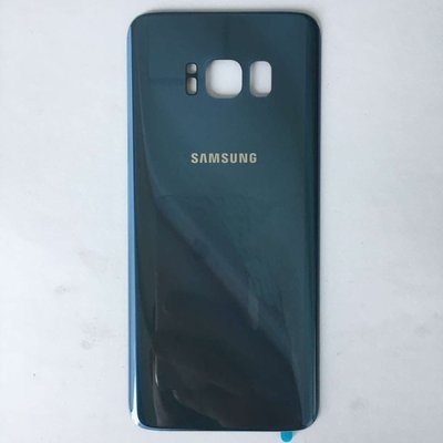 Samsung S8 Back Cover Replacement - Blue