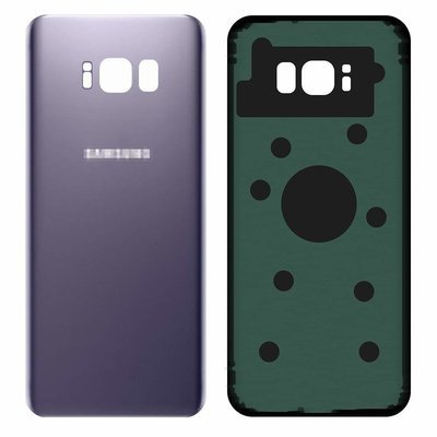 Samsung S8 Back Cover Replacement - Purple