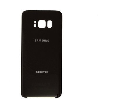 Samsung S8 Plus Back Cover Replacement - Black