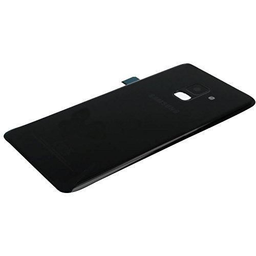Samsung A8 Back Cover Replacement - Black