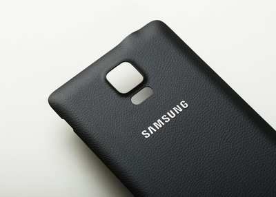 Samsung Note 3 Back Cover Replacement - Black