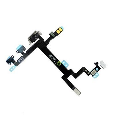 iPhone 5 Power on/off Flex Cable with Volume Control Buttons
