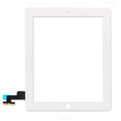 iPad 2 Glass & Touch Digitizer Replacement - White - Original Quality