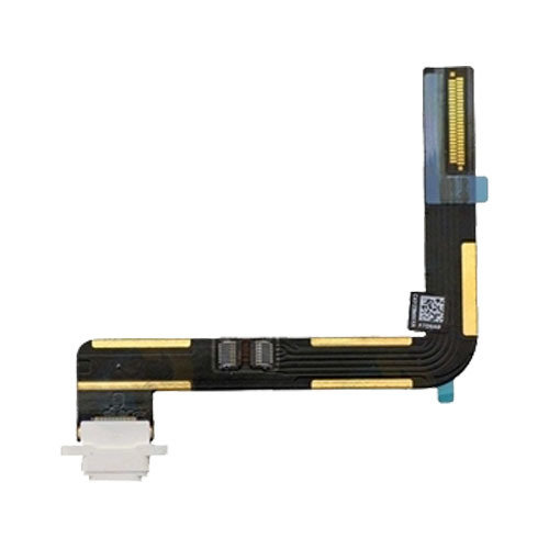 iPad Air 1 / iPad 5/6 (2017/2018) Charging Port Flex Replacement - White