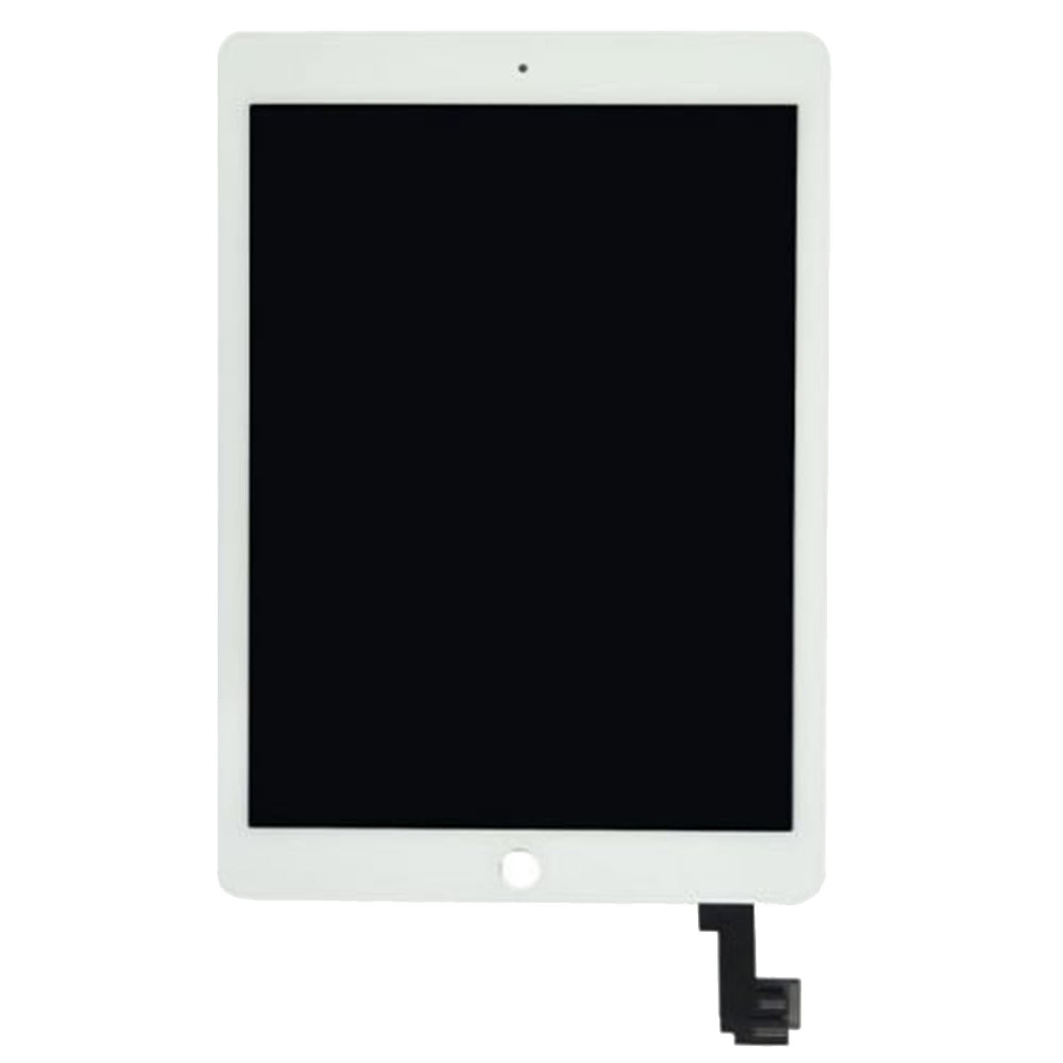 iPad Air 2 Touch digitizer & LCD Replacement - White
