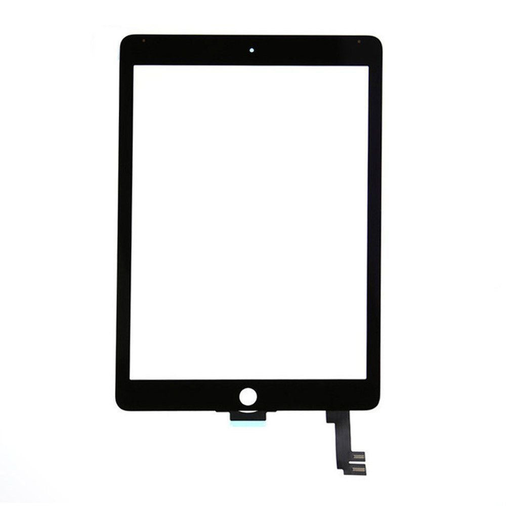 iPad Air 2 Glass & Touch Digitizer Replacement - Black - Original Quality
