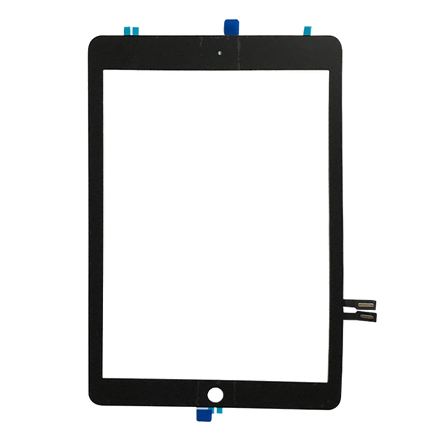 iPad 6th (2018) Glass & Touch Digitizer Replacement - Black  - Original Quality