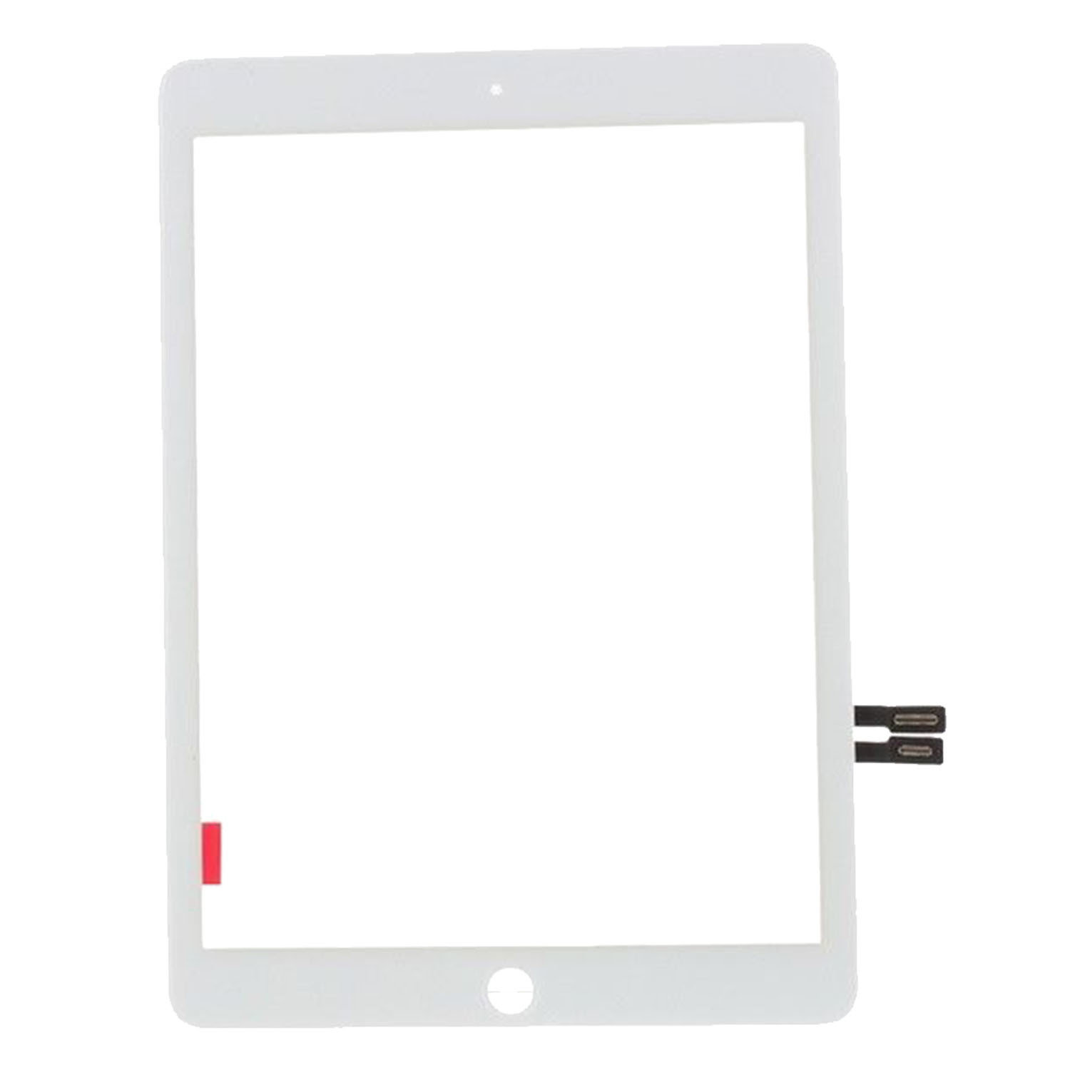 iPad 6th (2018) Glass & Touch Digitizer Replacement - White  - Original Quality