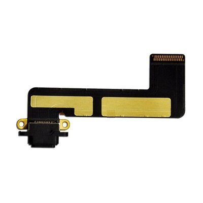 iPad Mini 2/ iPad Mini 3 Charging Port Flex Replacement - Black