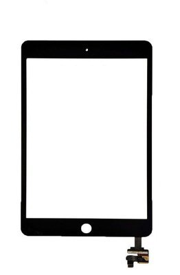 iPad Mini 3 Glass & Touch Digitizer Replacement - Black - Original Quality
