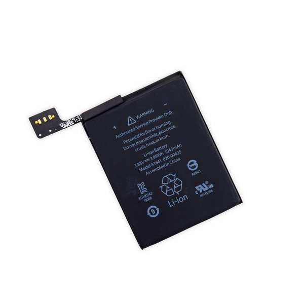 iPod 6th Battery