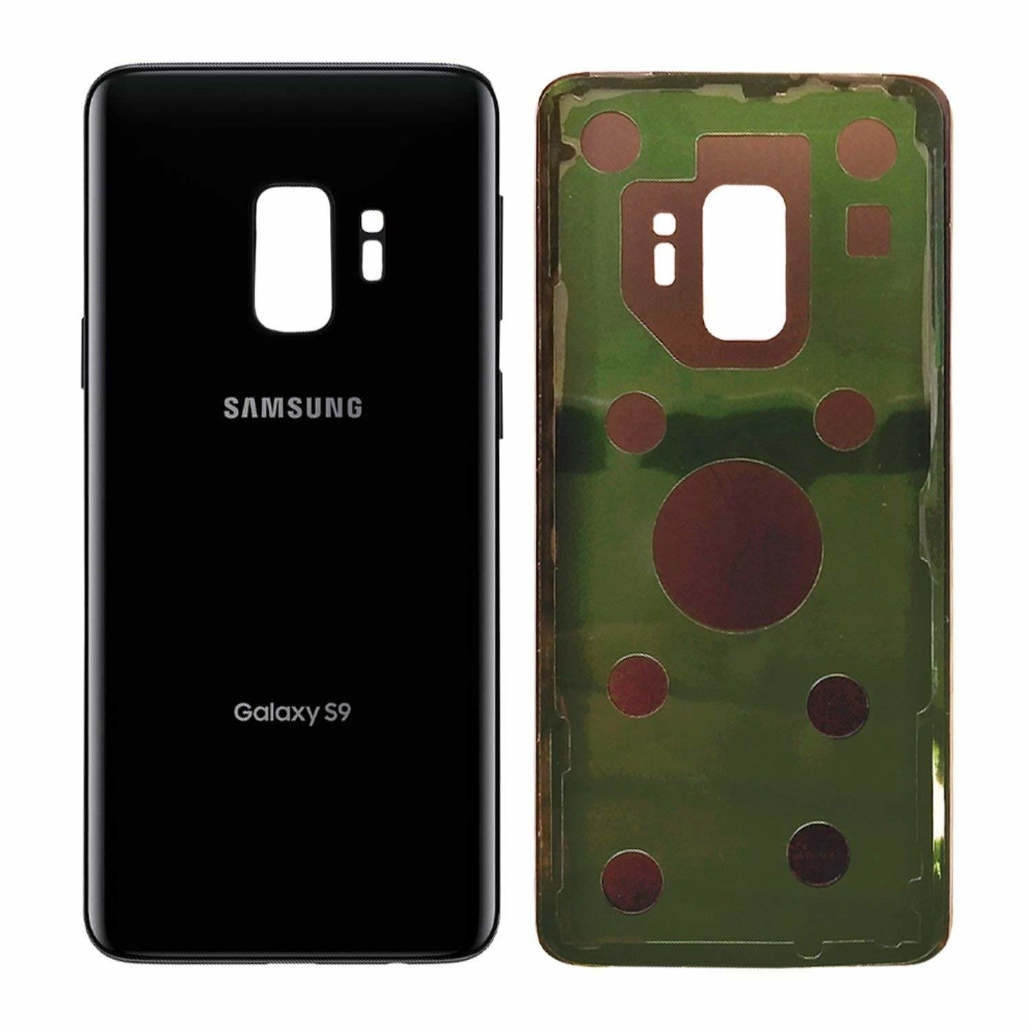 Samsung S9 Back Cover Replacement - Black