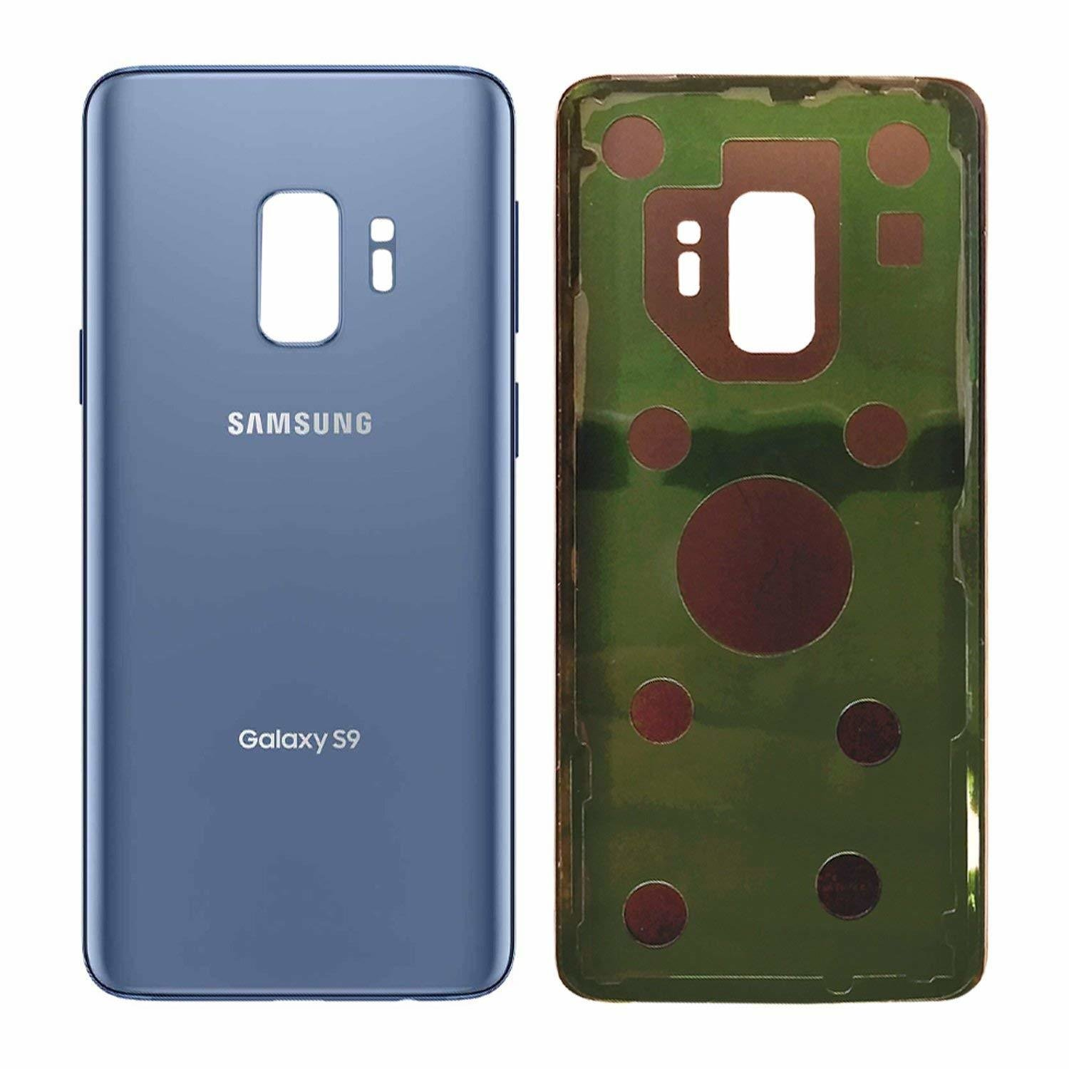Samsung S9 Back Cover Replacement - Blue