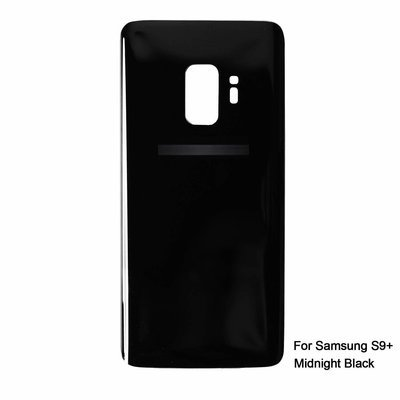 Samsung S9 Plus Back Cover Replacement - Black