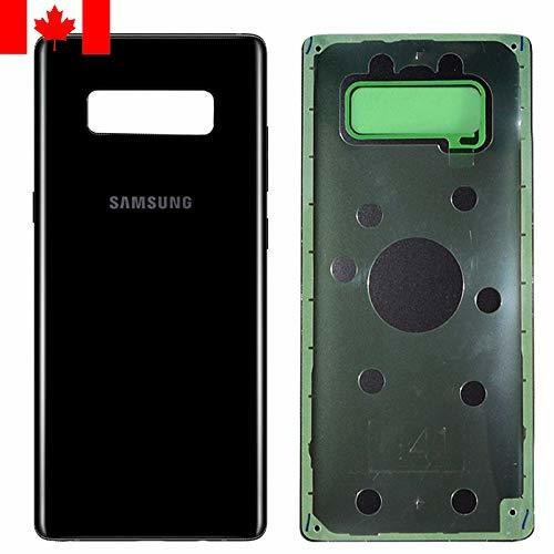 Samsung Note 8 Back Cover Replacement - Black