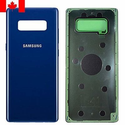 Samsung Note 8 Back Cover Replacement - Blue