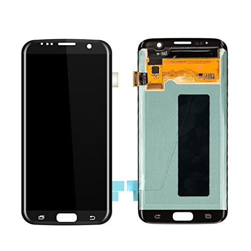 Samsung Galaxy S7 Edge Screen Replacement - Black