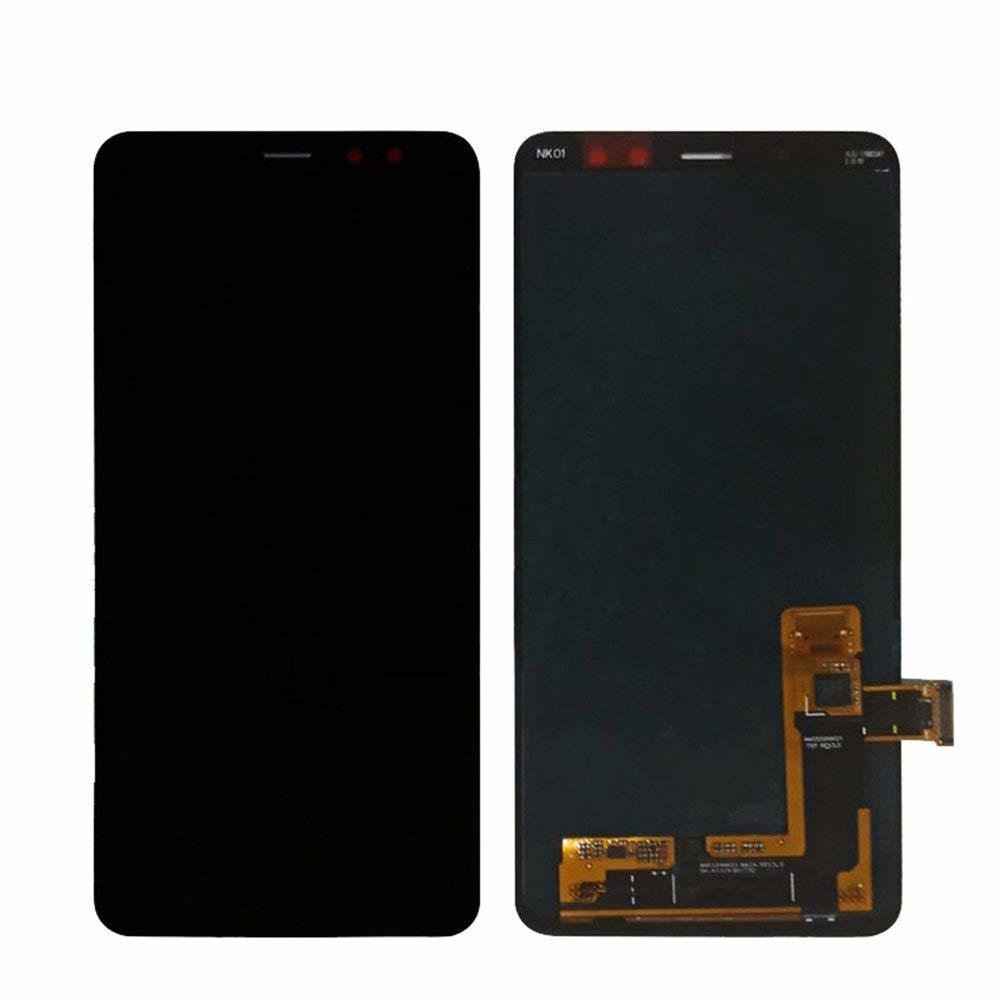 Samsung A8 Screen Replacement - Black