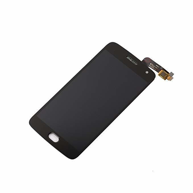 Motorola Moto G5 Plus Screen Replacement - Black